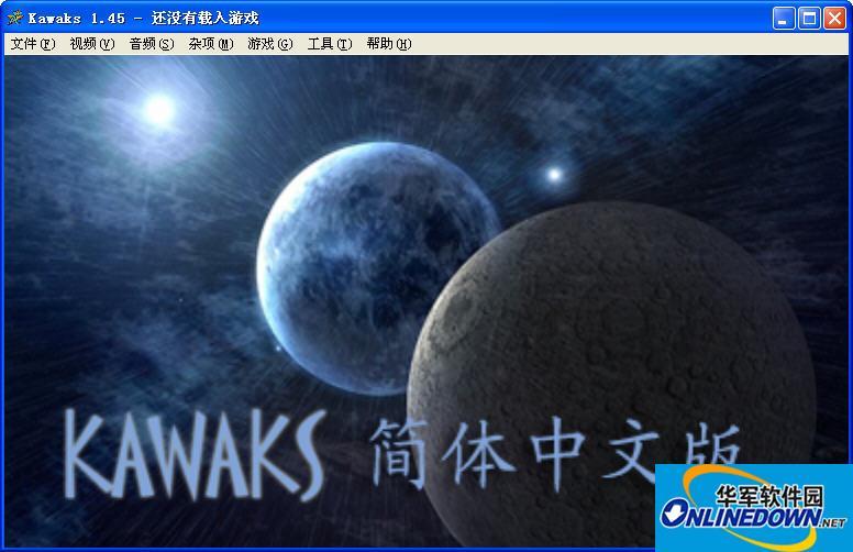 WinKawaks街机模拟器