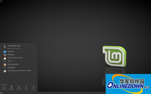 Linux Mint 18.1 KDE