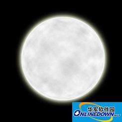 正月十五的月亮高清图片素材 PC版