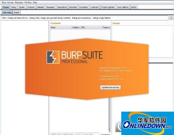 burpsuite_pro渗透测试抓包神器