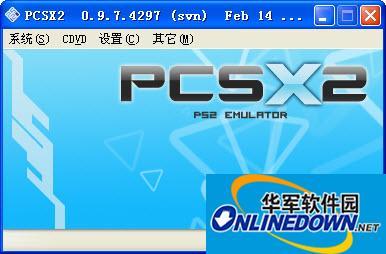 PS2模拟器PCSX2