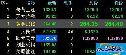 国元证券博易大师行情系统