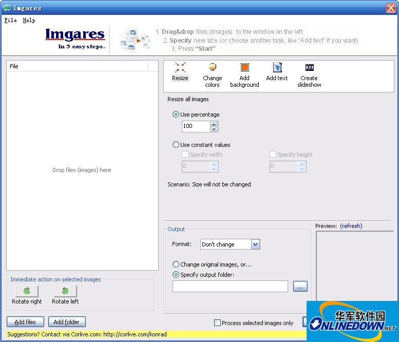 Imgares(图片尺寸编辑器)