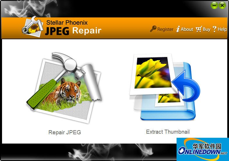 图片修复软件(Stellar Phoenix JPEG Repair)