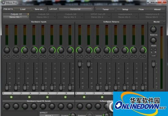 Avid Mbox Pro音频驱动