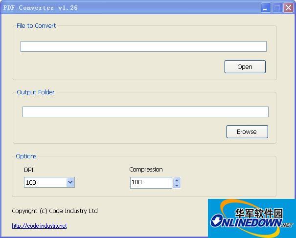 PDF转jpg图片(PDF Converter)