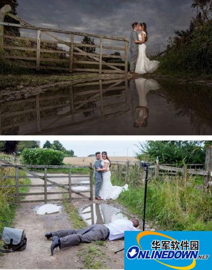 图片和现实的差距系列组图
