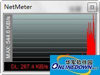 计算机流量监察(NetMeter)