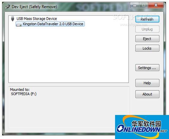 快速删除USB设备(Dev Eject)