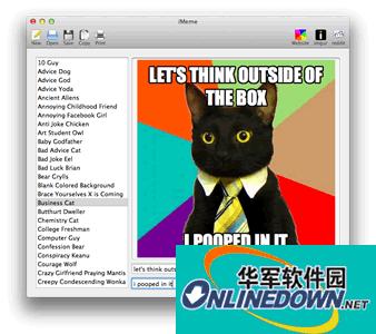 iMeme图片配文字软件