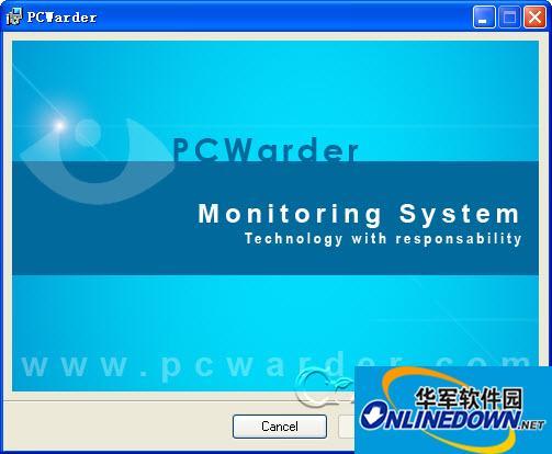 隐藏电脑监控(PCWarder)