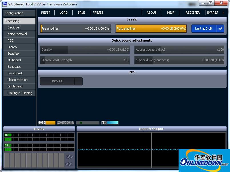 声道控制工具(Stereo Tool)