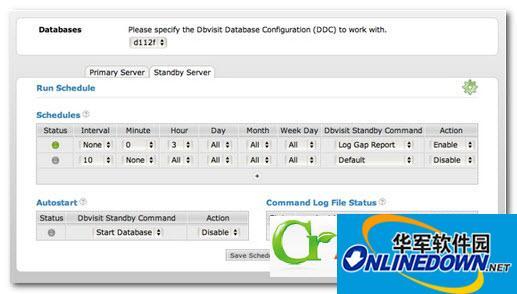 Dbvisit Standby Oracle数据库恢复管理工具