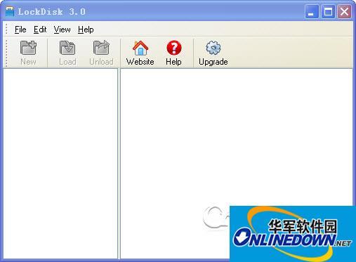 创建多个加密虚拟分区(Klonsoft LockDisk)