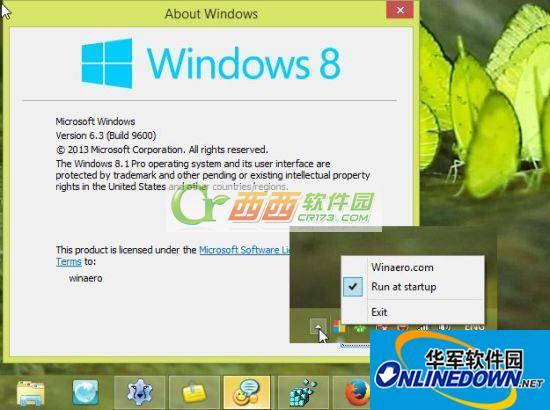 StartIsGone for Windows 8.1