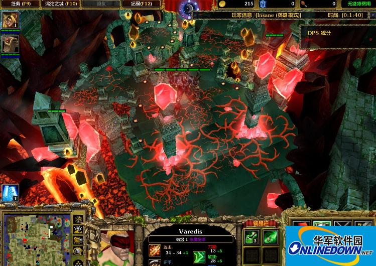 魔兽地图: 沉沦之城