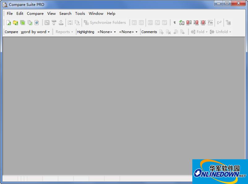 文件内容比较工具(Compare Suite Pro)