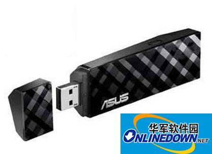 华硕USB-N53无线网卡驱动
