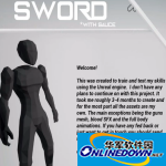 Sword With Sauc...