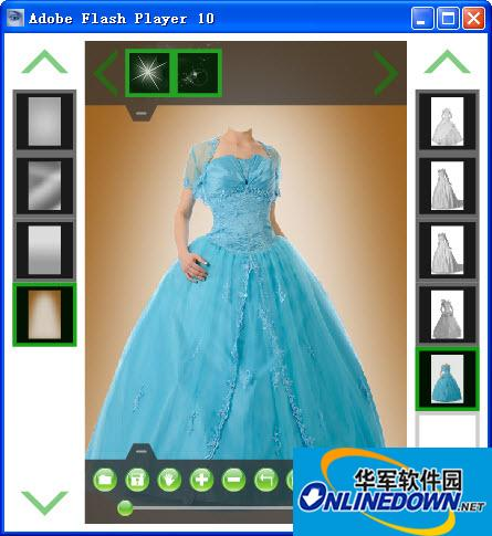 新娘婚纱设计Bride Dresses Photo Editor