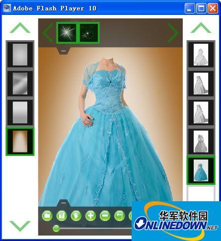 新娘婚纱设计Bride Dresses Photo Editor