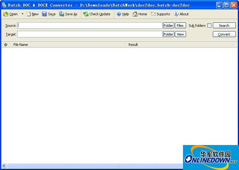 office2007转换2003(Batch Converter)