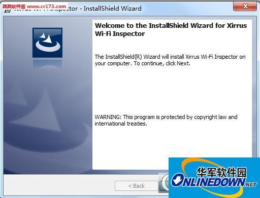 wifi雷达探测器Xirrus Wifi Inspector