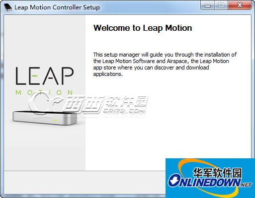 Leap Motion驱动及软件