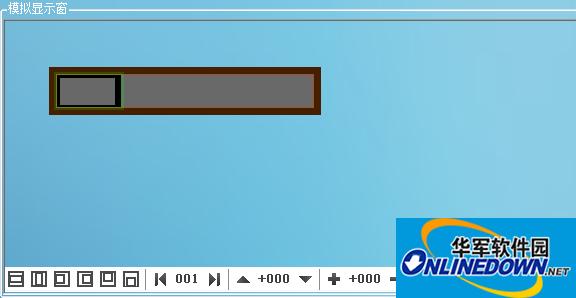 zh-u1led显示屏控制软件绿色免安装版