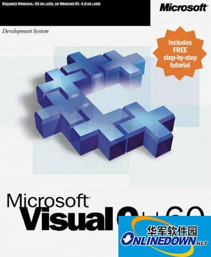 vc++6.0英文版