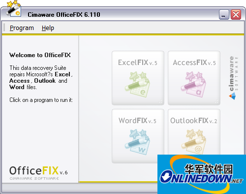 Cimaware OfficeFIX