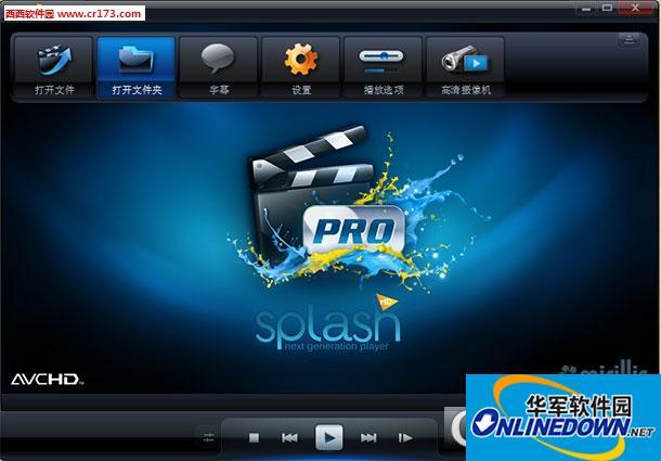 m2ts高清播放器Splash PRO HD Player