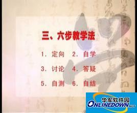 魏书生六步教学法