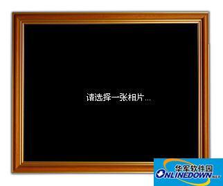 电脑桌面相框Free Photo Frame
