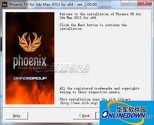 火凤凰流体动力学(PhoenixFD)64位版