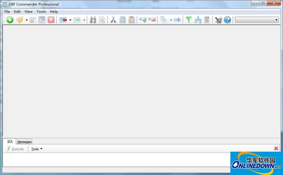 dbf文件编辑器(D...