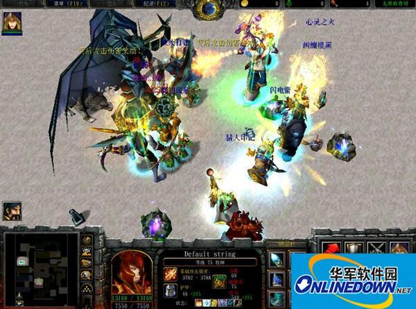 魔兽世界黑暗神殿2.21 PC版
