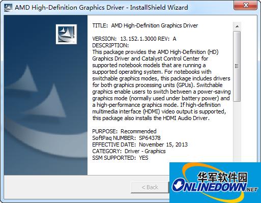 惠普248g1笔记本显卡驱动