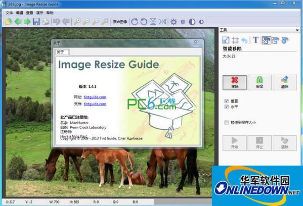图片大小转换器(Image Resize Guide)