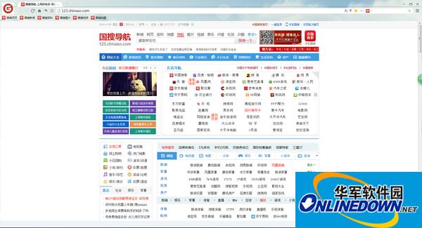 中国国搜浏览器 0.1.0.1官方版
