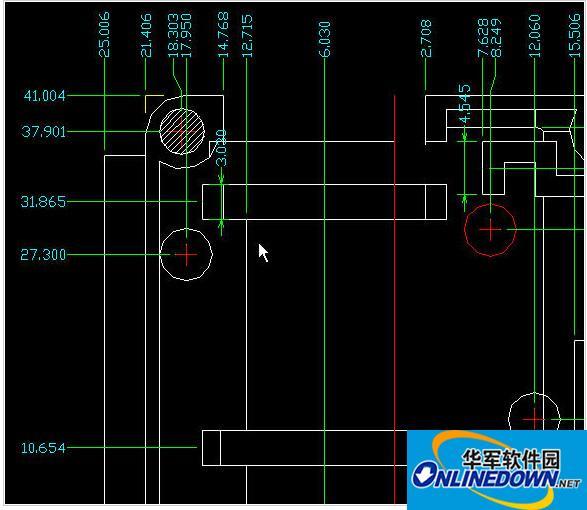 CAD文件尺寸标注检查工具 PC版