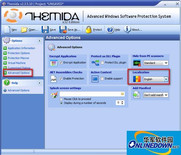 themida(软件保护系统)