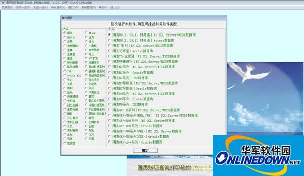 新纪元通用账证查询打印软件 v10.9官方版