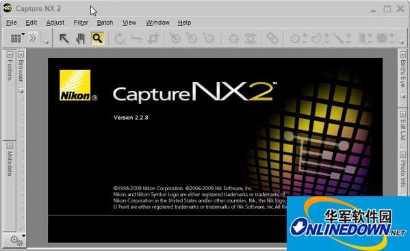 Nikon Capture NX2(尼康相机照片处理软件) v2.4.7中文特别