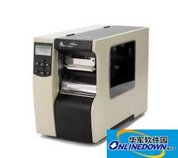 斑马zebra 110Xi4打印机驱动
