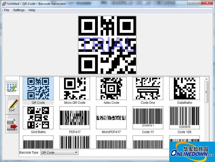 二维码生成器(Aurora 3D Barcode Generator)