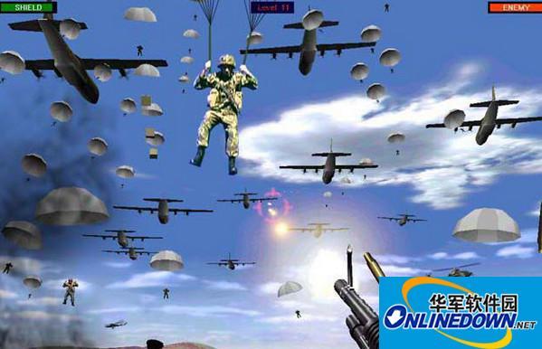 抢滩登陆战2004无敌补丁 PC版