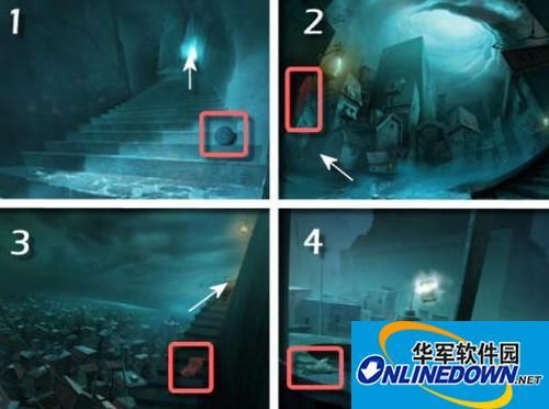 谜画之塔2蓝灯补丁 PC版