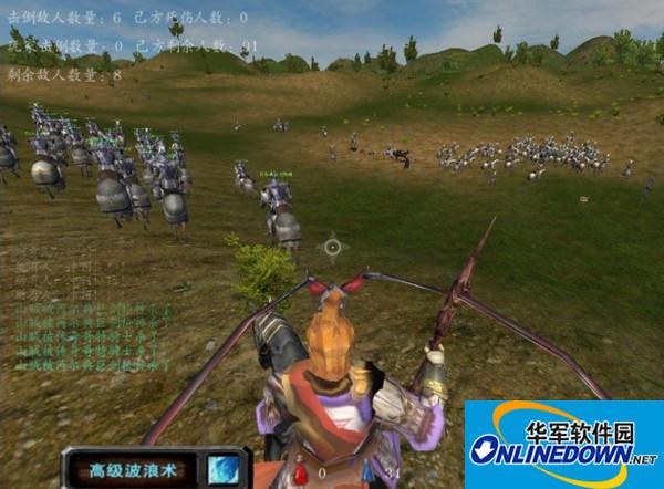 骑马与砍杀1.011战场人数补丁 PC版