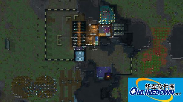 环世界a16桥梁和水域科学MOD PC版